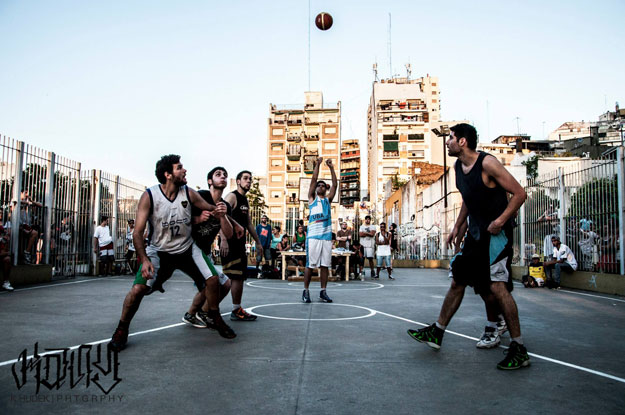 "Play to Win ""Caballito"" - Basket 3vs3"